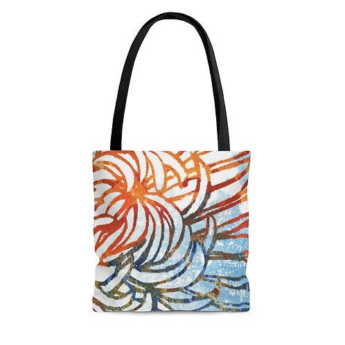 Petals - AOP Tote Bag