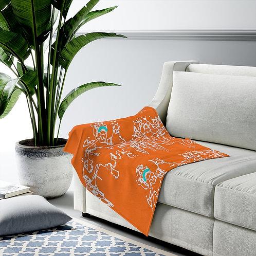 Races - Velveteen Plush Blanket