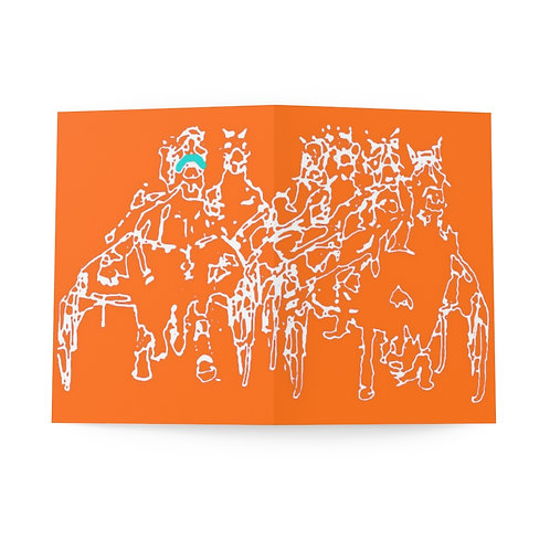 Races - Greeting Cards (8 pcs)