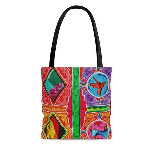 Sunset - AOP Tote Bag