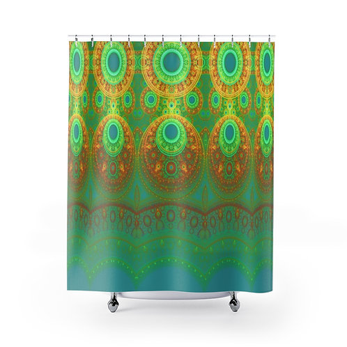 Cloudberry - Shower Curtains