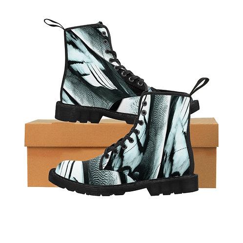 Feathers - Men's Canvas Boots