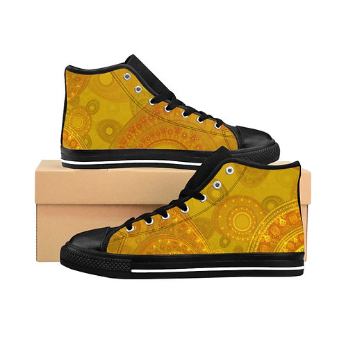 Lapponia - Women's High-top Sneakers
