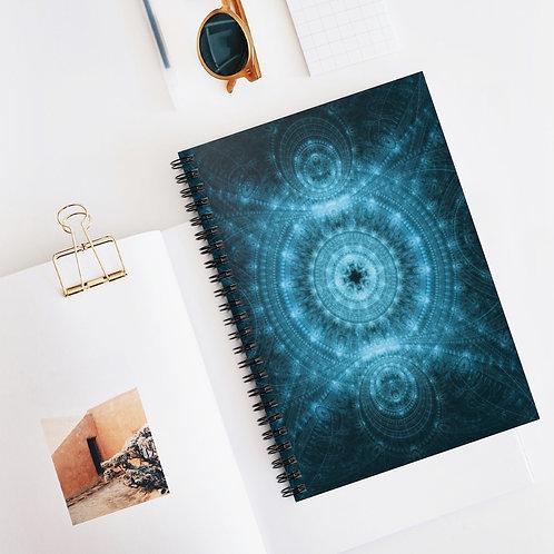 Pond - Spiral Notebook - Ruled Line