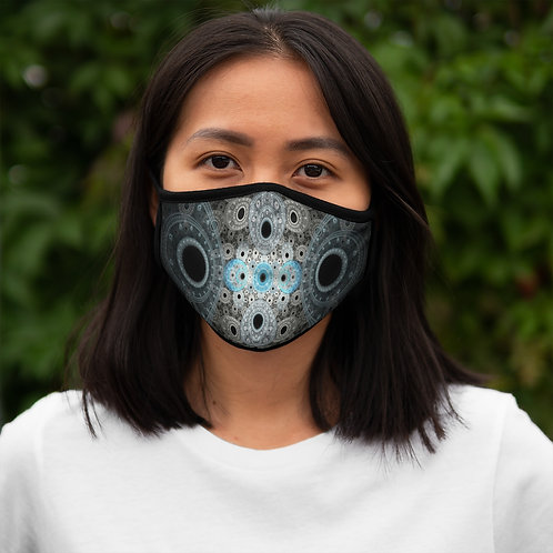 Cliff - Fitted Polyester Face Mask