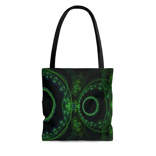 Forest - Fractal Design AOP Tote Bag