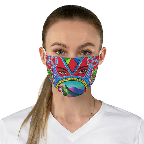 Your Eyes - Fabric Face Mask