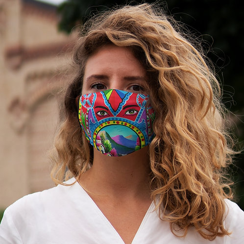 Your Eyes - Snug-Fit Polyester Face Mask