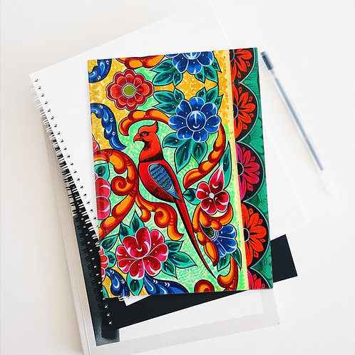 Red Birds - Journal - Ruled Line