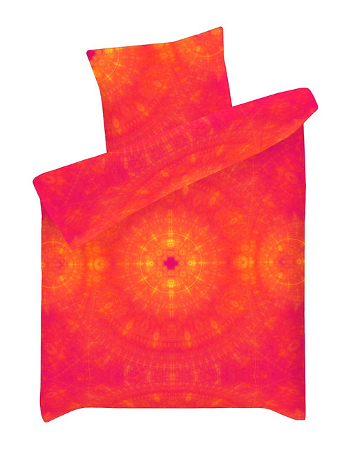 SUN DUVET COVER SET