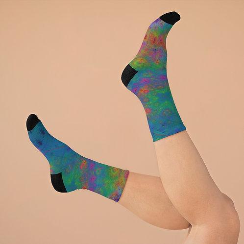 Spectrolite - DTG Socks