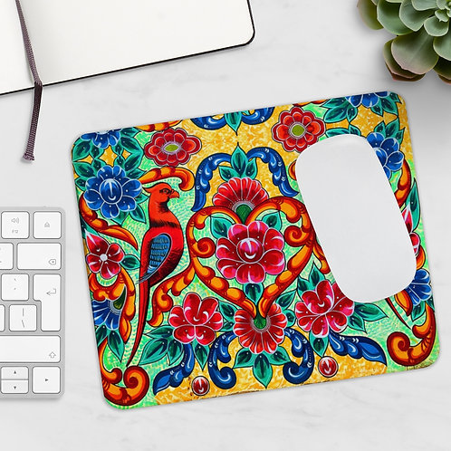 Red Birds - Mousepad
