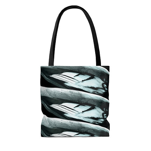 Feathers - AOP Tote Bag