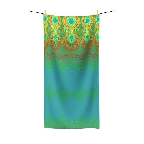 Cloudberry - Polycotton Towel