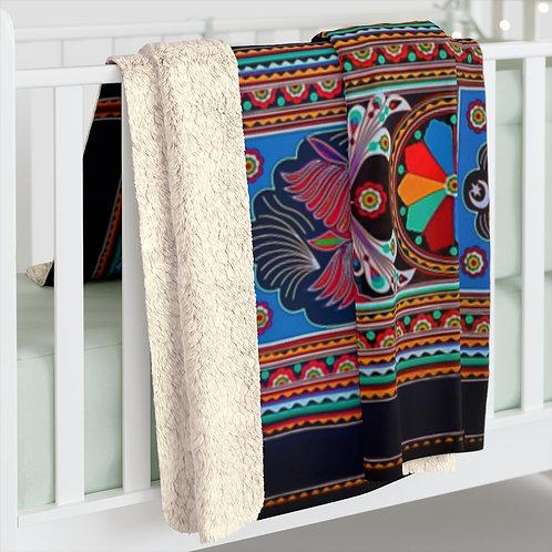 Doors - Sherpa Fleece Blanket