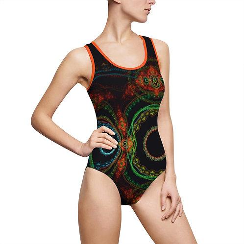 Taiga - Classic One-Piece Swimsuit