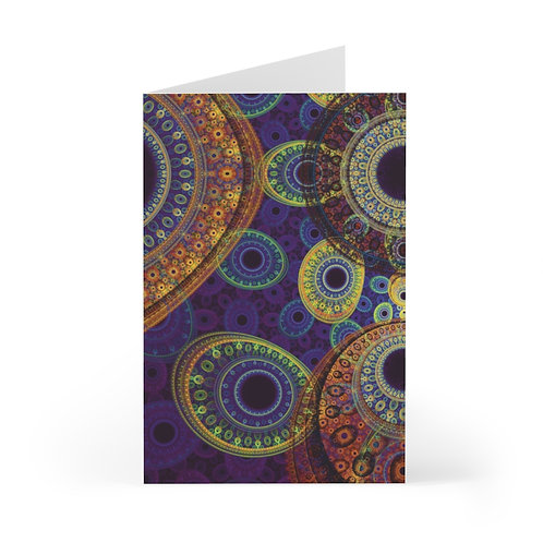 Aurora - Greeting Cards (7 pcs)