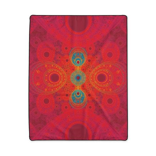Rainbow - Polyester Blanket