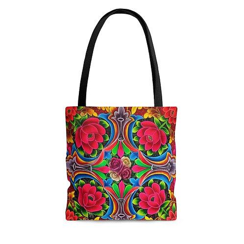Rosy - AOP Tote Bag