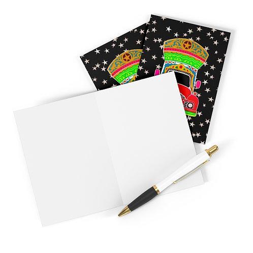 Star Driver - Greeting Cards (8 pcs)