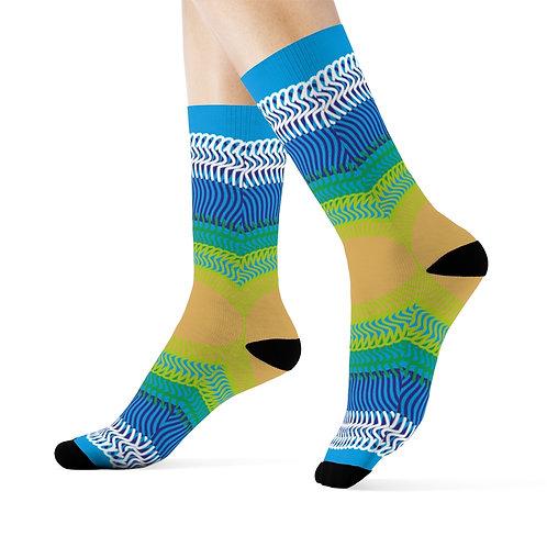 Planet Earth - Crew Socks
