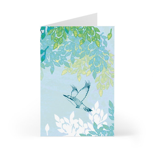 White Night - Greeting Cards (7 pcs)