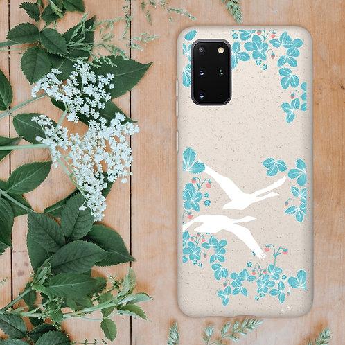 Swans - Biodegradable Case