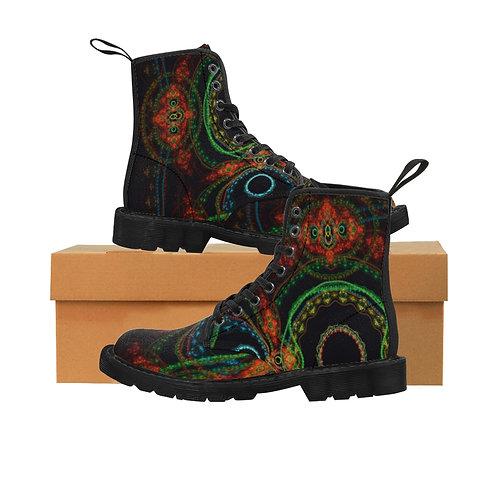 Taiga - Women's Canvas Boots