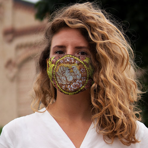 Kiss - Snug-Fit Polyester Face Mask