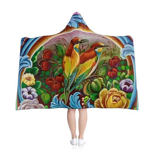 Paradise - Hooded Blanket