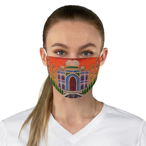 Taj Mahal - Fabric Face Mask