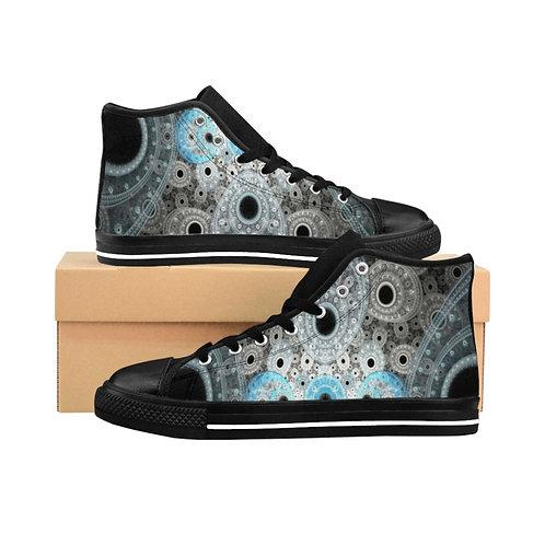 Cliff - Men's High-top Sneakers
