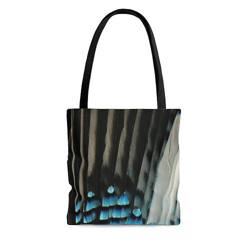 Blue Jay - AOP Tote Bag