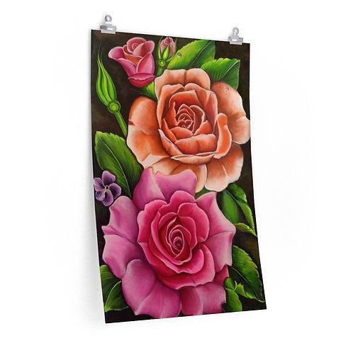 Petals - Premium Matte posters