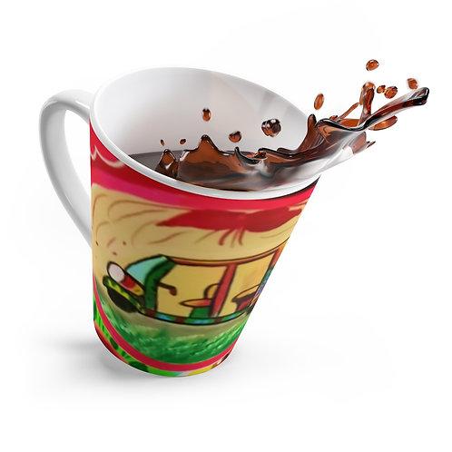 Riksha - Latte mug