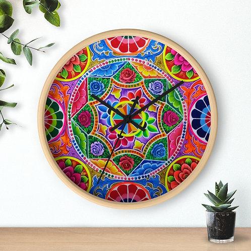 Carousel - Wall clock