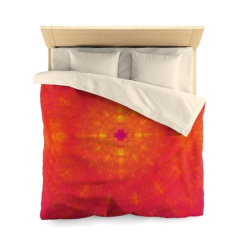 Sun - Microfiber Duvet Cover