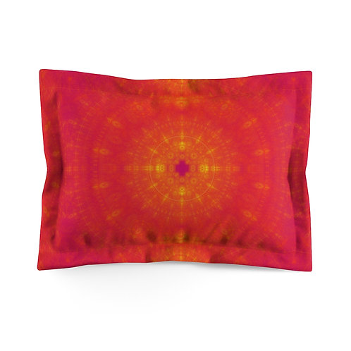 Sun - Microfiber Pillow Sham