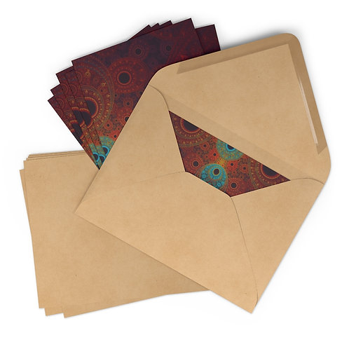Bear Greeting Cards (7 pcs)