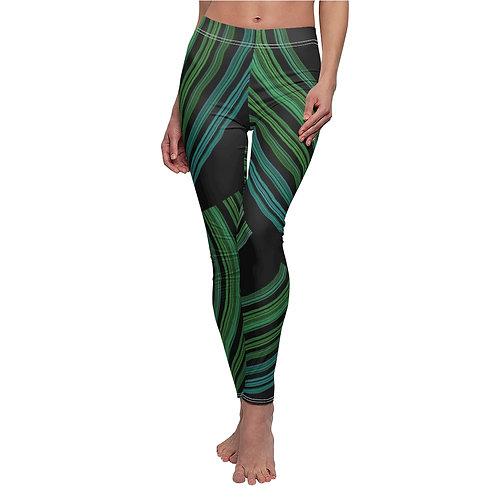 Reed - Women's Cut & Sew Casual Leggings