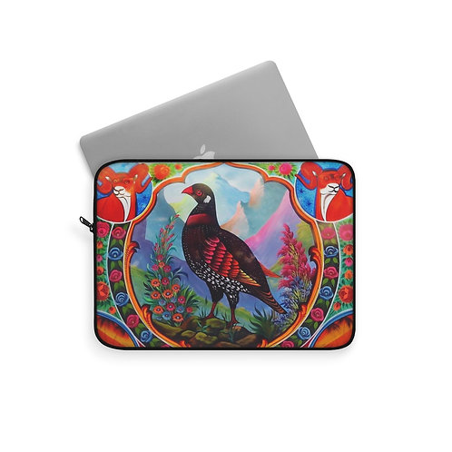 Black Partridge - Laptop Sleeve