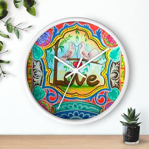Love - Wall clock