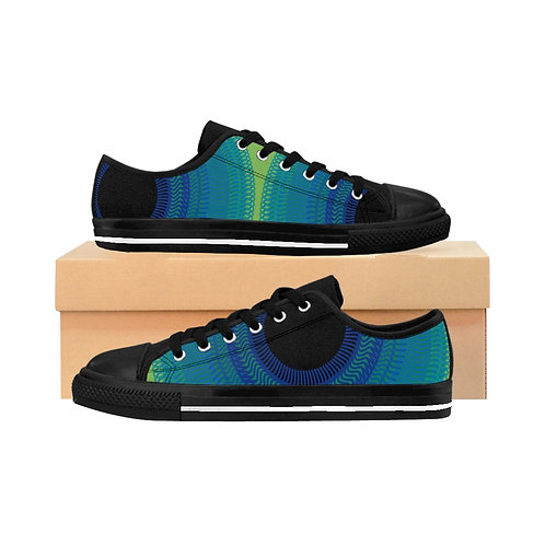 Blue Moon - Men's Sneakers