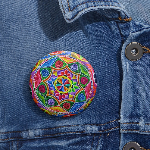 Carousel - Pin Buttons