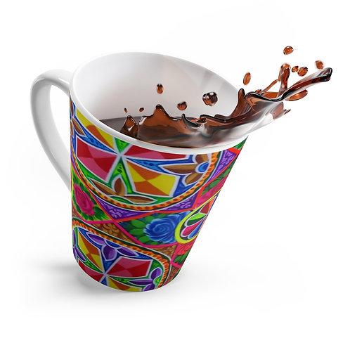 Propeller - Latte mug