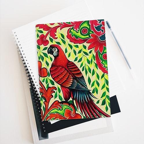 Parrots - Journal - Blank
