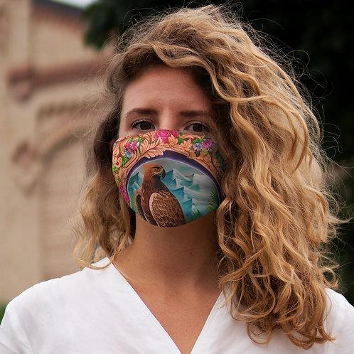 Eagle - Snug-Fit Polyester Face Mask