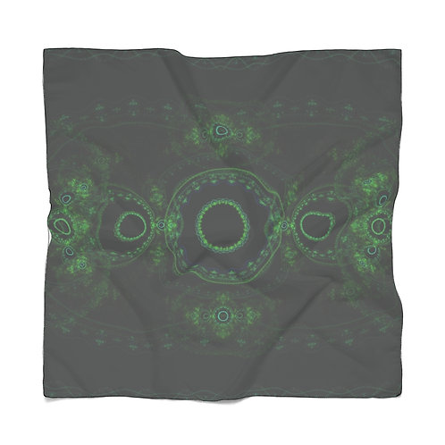 Forest Poly Scarf