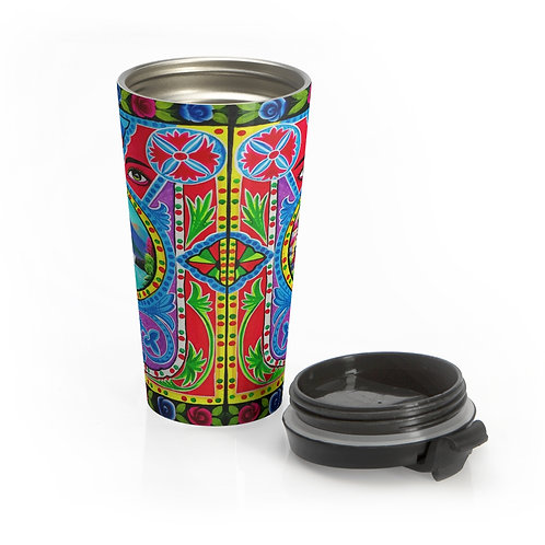 Your Eyes - Stainless Steel Travel Mug