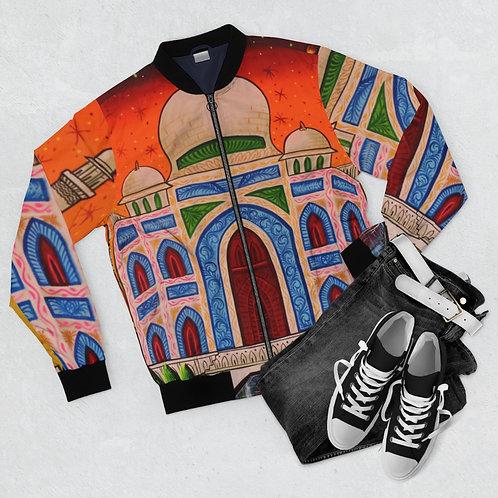 Taj Mahal - Men's AOP Bomber Jacket